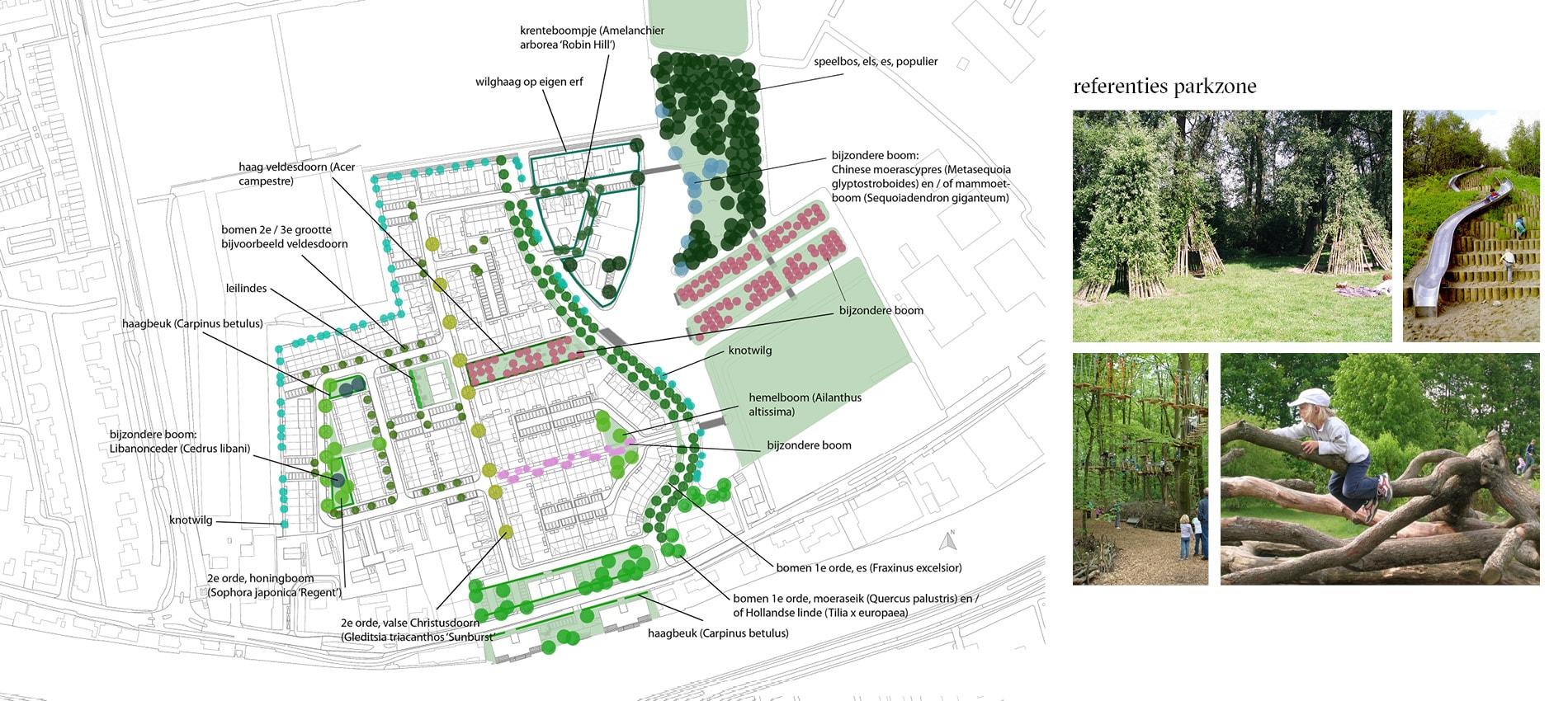 Koudekerk Aan Den Rijn Rijnpark Van Egmond, Architecten