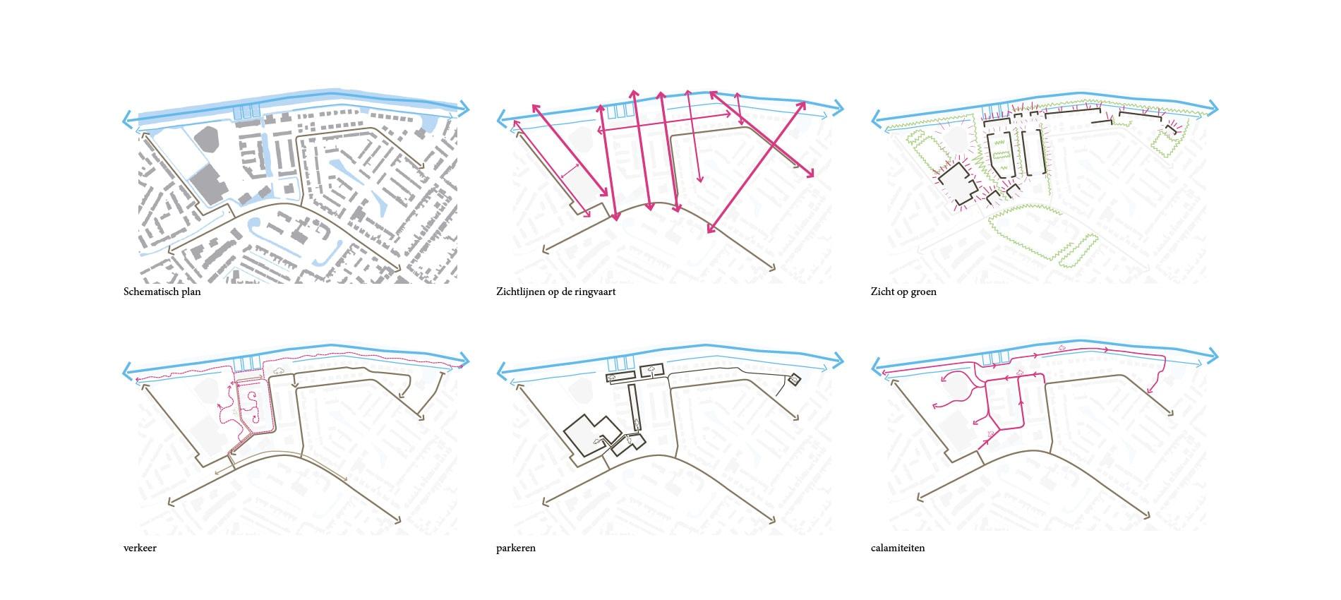 Lisse De Waterkanten Van Egmond, Architecten