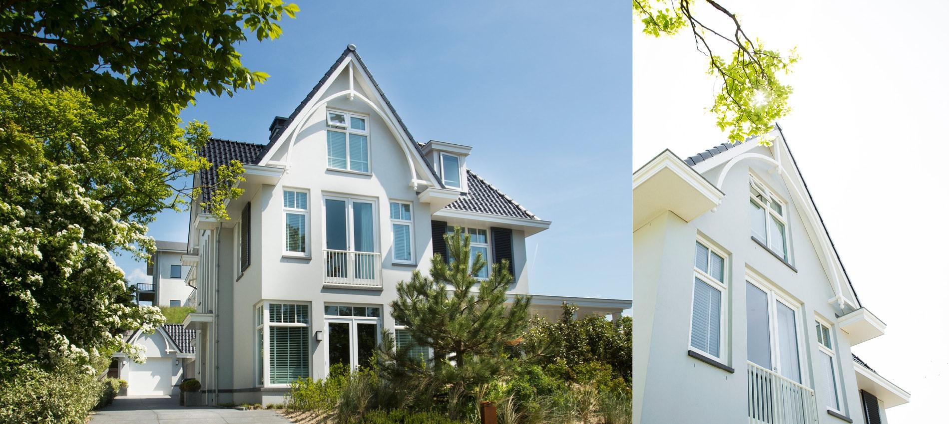 Noordwijk Duinvilla Van Egmond, Architecten