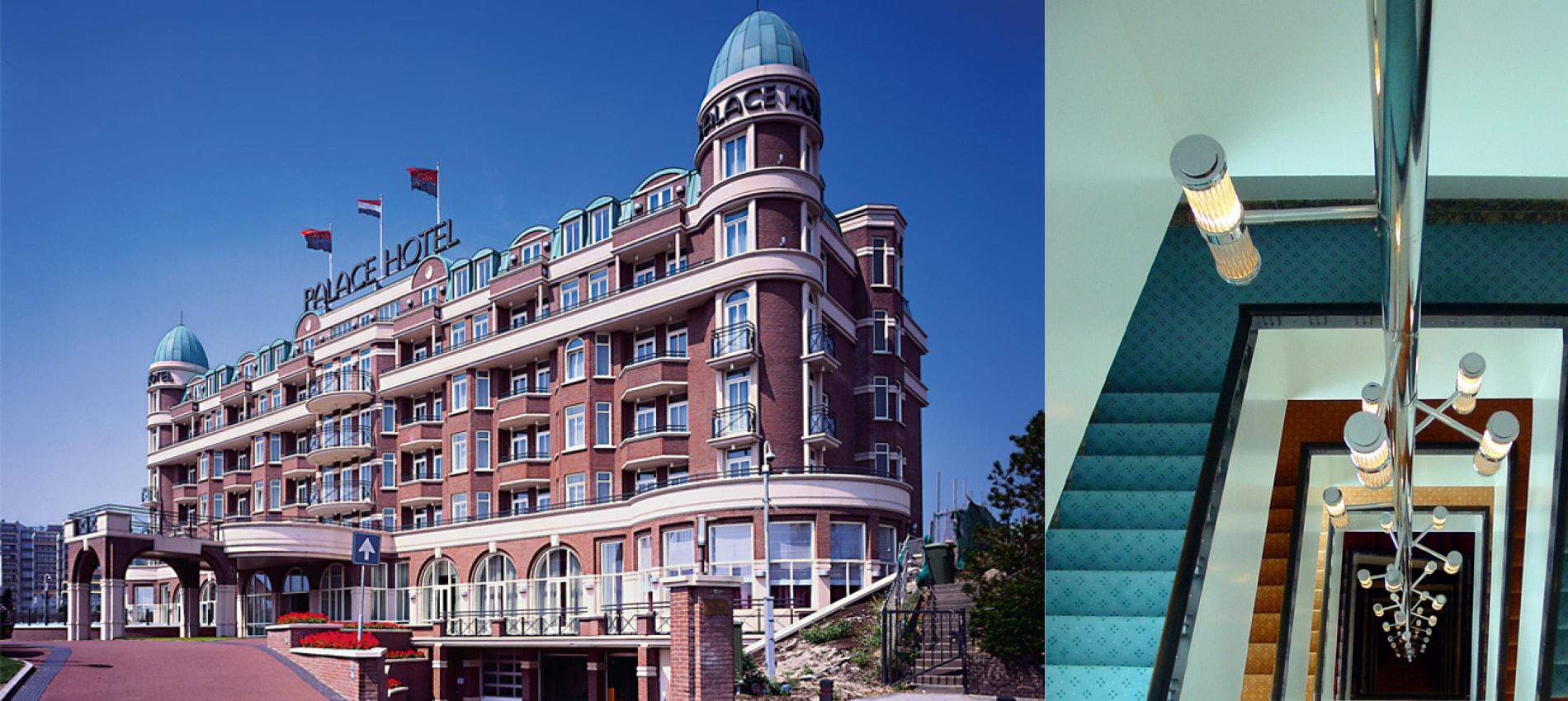 Noordwijk Palace Hotel Van Egmond, Architecten