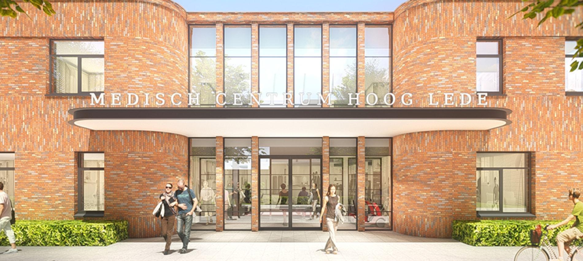 Vlaardingen Medisch Centrum Hooglede Van Egmond, Architecten