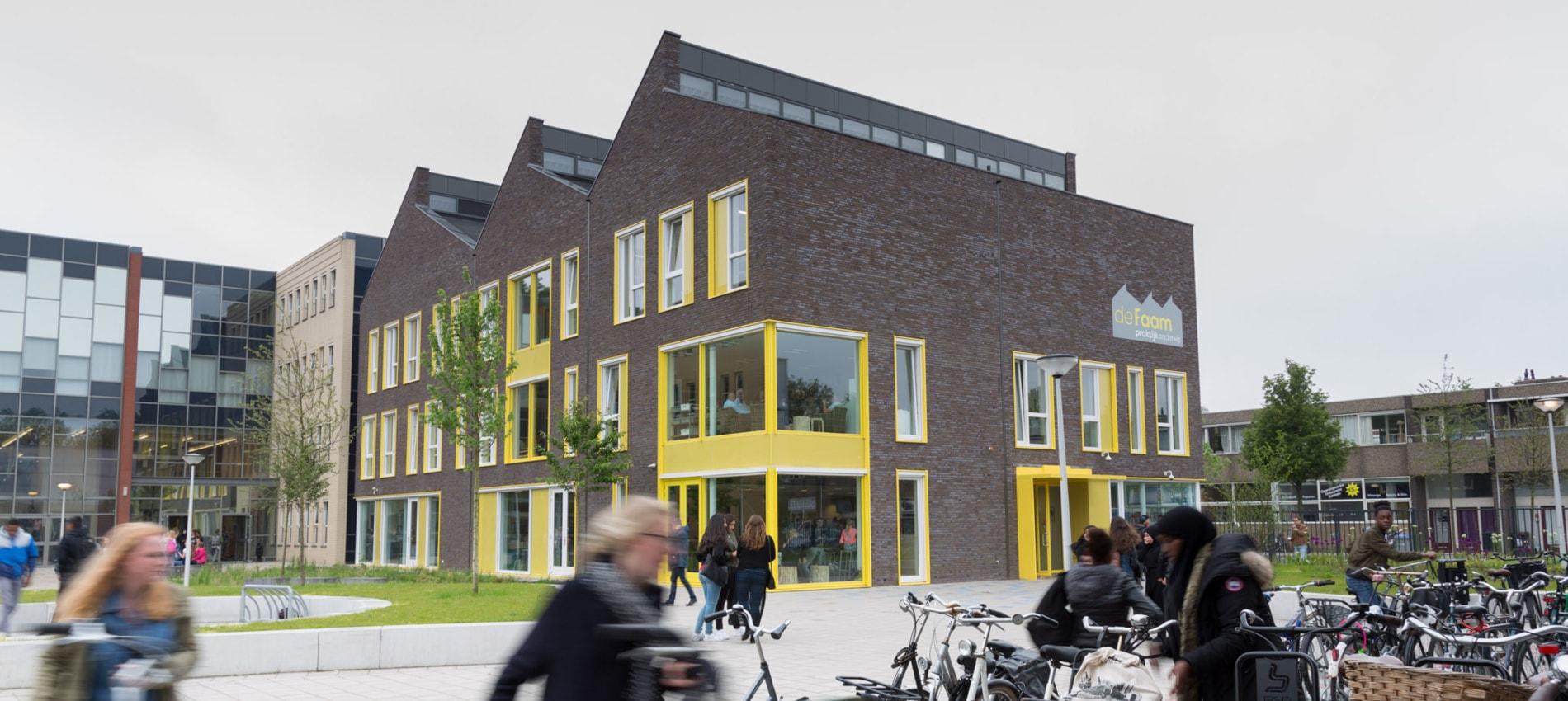 Zaandam Praktijkschool De Faam Van Egmond, Architecten
